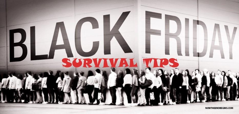 5 belangrijke survival tips voor Black Friday!
